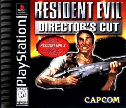 Resident Evil : Director's Cut [USA] - Playstation (PSX/PS1