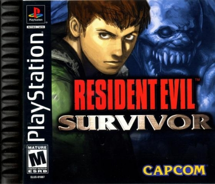 Resident Evil : Survivor - Playstation (PSX/PS1) iso
