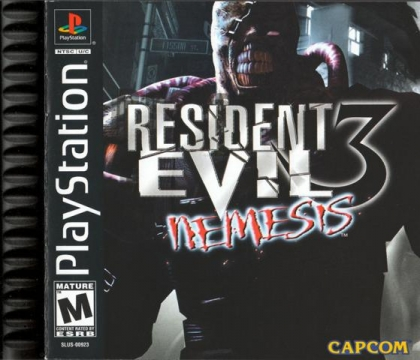 Resident Evil 3 Nemesis Clone Playstation Psx Ps1 Iso
