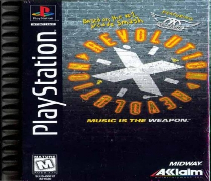 Revolution X [USA] - Playstation (PSX/PS1) iso download
