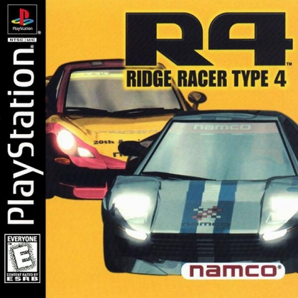 Ridge Racer Type 4 Collectors Demo [USA] image