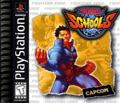 Rival Schools - Playstation (PSX/PS1) iso download | WoWroms com