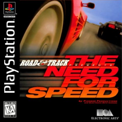 The Need for Speed [USA] - Playstation (PSX/PS1) iso