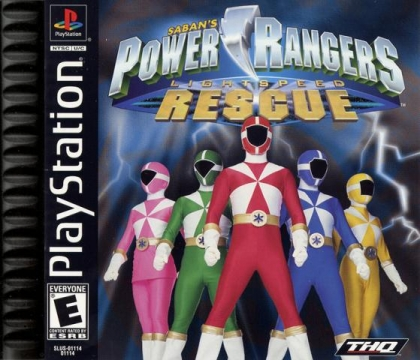 Power Rangers Lightspeed Rescue [USA] image