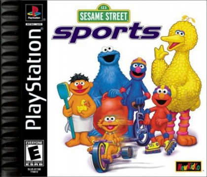Sesame Street Sports Playstation Psx Ps1 Iso Download