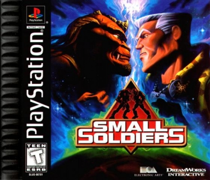 Small Soldiers - Playstation (PSX/PS1) iso download | WoWroms com