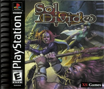 Sol Divide - Playstation (PSX/PS1) iso download | WoWroms com