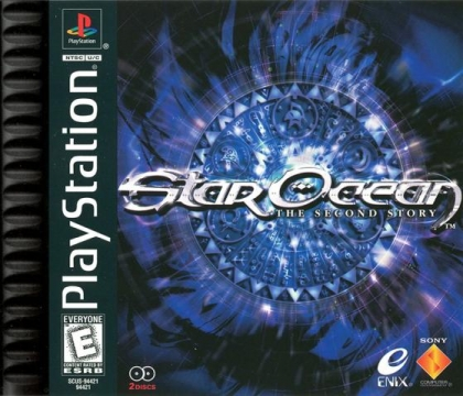 Star Ocean : The Second Story (Clone) image