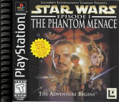 Star Wars  Episode I : The Phantom Menace [USA] image