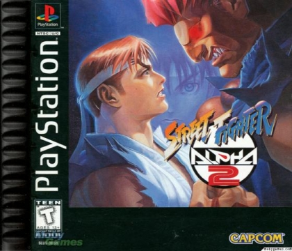 Street Fighter Alpha 2 - Playstation (PSX/PS1) iso download
