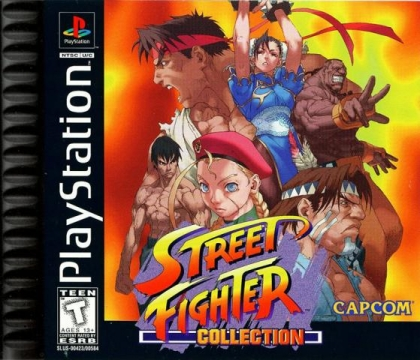 Street Fighter Collection (Clone) image