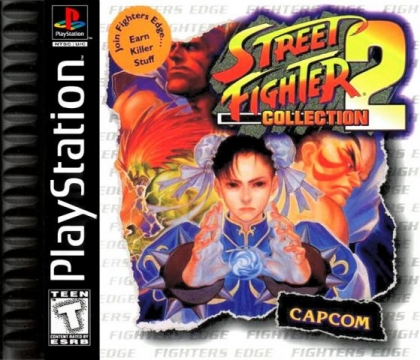 Street Fighter Collection 2 image
