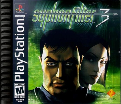 Syphon Filter 3 - Playstation (PSX/PS1) iso download