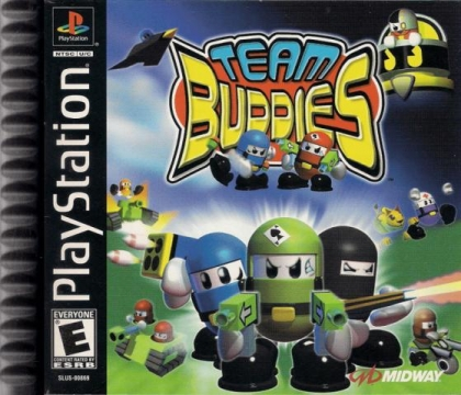Team Buddies (Clone) - Playstation (PSX/PS1) iso download