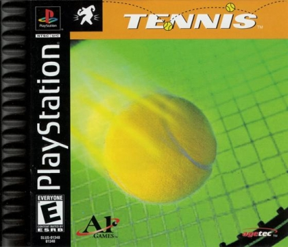 A1 Games: Tennis, cover game