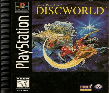 Discworld [USA] image