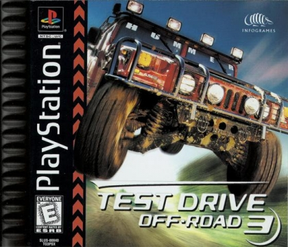 Test Drive: Off-Road 3 [USA] image