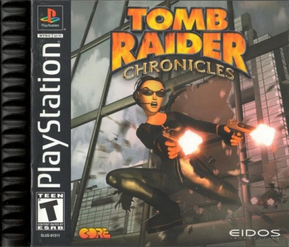 Tomb Raider Chronicles Clone Playstation Psx Ps1 Iso Download Wowroms Com