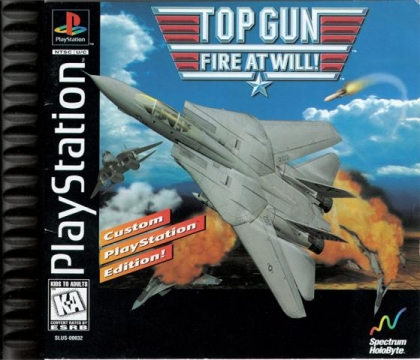 Top Gun : Fire At Will image