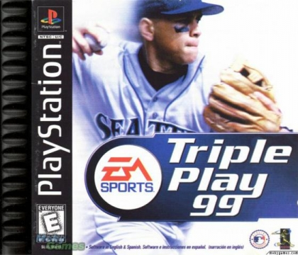 Triple Play 99 - Playstation (PSX/PS1) iso download | WoWroms com