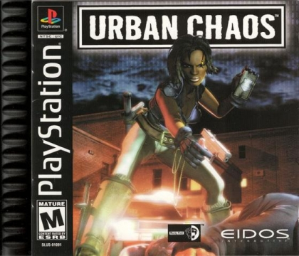 Urban Chaos - Playstation (PSX/PS1) iso download | WoWroms com