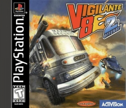 Vigilante 8 : Second Offense [USA] - Playstation (PSX/PS1) iso