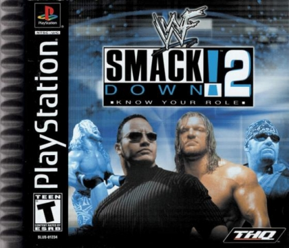 WWF Smackdown! 2 : Know your Role image