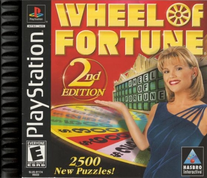 Wheel of Fortune : 2nd Edition (Clone) image