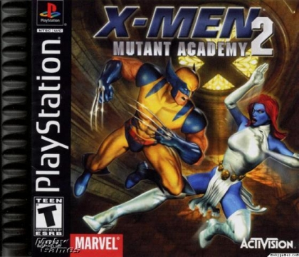 X-Men Mutant Academy 2 (Clone) image