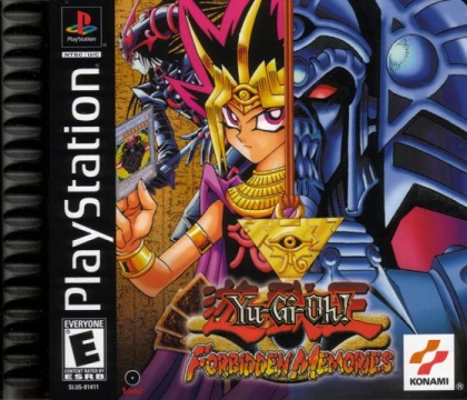 Yu-Gi-Oh! Forbidden Memories - Playstation (PSX/PS1) iso download