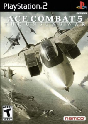 ACE COMBAT 5 : SQUADRON LEADER [USA] image