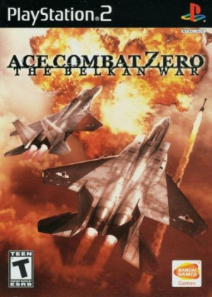 ACE COMBAT : THE BELKAN WAR [USA] image