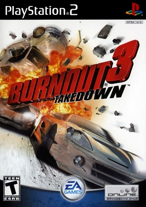 BURNOUT 3 : TAKEDOWN - Playstation 2 (PS2) iso download | WoWroms com