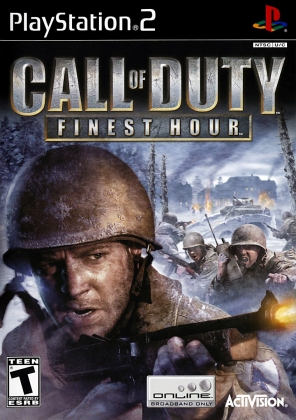 CALL OF DUTY - FINEST HOUR image