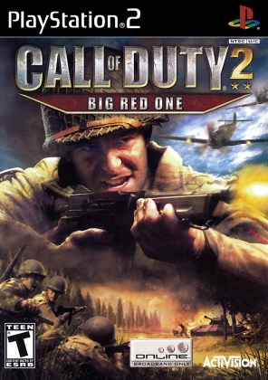 CALL OF DUTY 2 : BIG RED ONE image