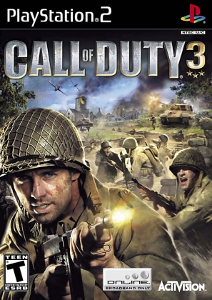 CALL OF DUTY 3 : EN MARCHE VERS PARIS [USA] image