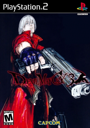 DEVIL MAY CRY 3 [USA] - Playstation 2 (PS2) iso download