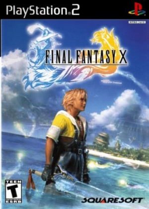 FINAL FANTASY X - Playstation 2 (PS2) iso download | WoWroms com