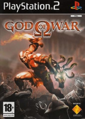 GOD OF WAR - Playstation 2 (PS2) iso download | WoWroms com
