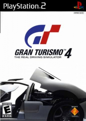 GRAN TURISMO 4 - Playstation 2 (PS2) iso download | WoWroms com