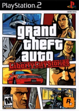 GRAND THEFT AUTO : LIBERTY CITY STORIES image