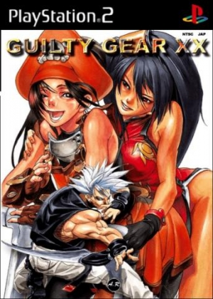 GUILTY GEAR XX ACCENT CORE PLUS [USA] image