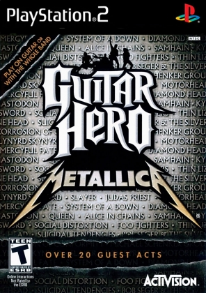 GUITAR HERO : METALLICA image