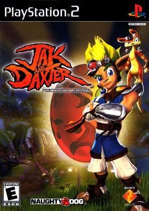 JAK AND DAXTER - THE PRECURSOR LEGACY image