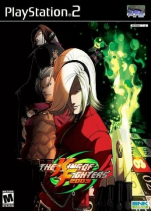 king of fighters 2003 rom
