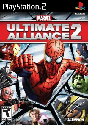 MARVEL ULTIMATE ALLIANCE 2 image
