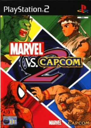 MARVEL VS. CAPCOM 2 : NEW AGE OF HEROES image