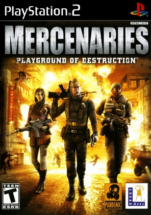 MERCENARIES image