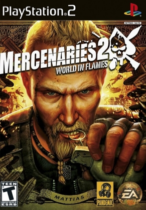 MERCENARIES 2 : L'ENFER DES FAVELAS [USA] image