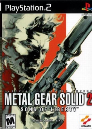 METAL GEAR SOLID 2 : SONS OF LIBERTY image